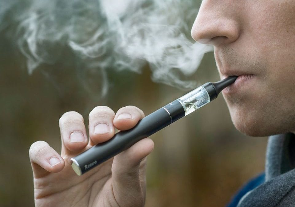 E-Cigs Breed More Smokers Than They Stop